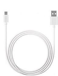 Недорогие -Type-C Кабель 1m-1.99m / 3ft-6ft Быстрая зарядка pet Адаптер USB-кабеля Назначение Samsung / Huawei / Xiaomi