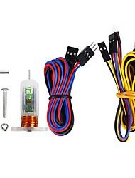 ieftine -3d atingere alb 3d imprimanta accesorii 3d senzor tactil senzor automat de nivelare pentru anet a8 tevo repack mk8 i3