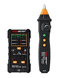 hesapli -Bağlantı tes rj45 rj11 telefon ağ telefon telekomünikasyon algılama için tel kablo tracker peakmeter ms6816 ağ araçları