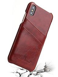 hesapli -Pouzdro Uyumluluk Apple iPhone XS / iPhone XS Max Kart Tutucu Arka Kapak Solid Yumuşak TPU için iPhone XS / iPhone XR / iPhone XS Max