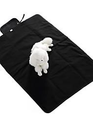 olcso -Vízálló / Hordozható / Kempingezés és túrázás Kutya ruhák Ágyak / Törülközők Egyszínű Szürke / Kék / Fekete Kutyák