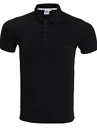 abordables -Hombre Camiseta Un Color Amarillo XL