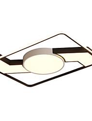 baratos -Ecolight Grupo / Geométrico / Novidades Apliques de Tecto Luz Ambiente Acabamentos Pintados Metal silica Gel Criativo, LED, Novo Design 110-120V / 220-240V Branco Quente / Branco Frio / Dimmable Com