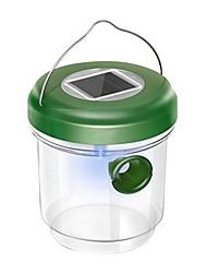 Недорогие -ловушка для ос, солнечная энергия, ультрафиолетовые, эффективные многоразовые ловушки для пчел, шершней