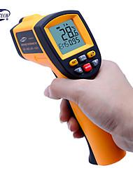 Недорогие -инфракрасный бесконтактный цифровой термометр промышленный лазерный пистолет-прицел gm300 инфракрасный прицел -50-420