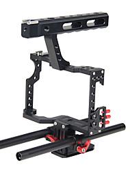 Недорогие -Yelangu C5+Red Назначение Держать в руке Подставки Фотоаппарат