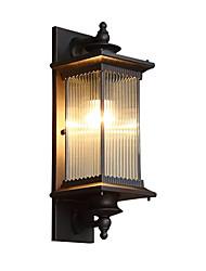 hesapli -Duvar ışığı Ortam Işığı Dış Duvar Işıkları 60 W 110-120V / 220-240V E26 / E27 Retro / Ülke