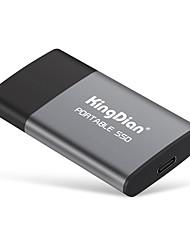 Недорогие -Kingdian новинка портативный SSD USB 3.0 250 ГБ внешний твердотельный накопитель лучший подарок для бизнесменов