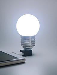 Недорогие -1шт LED Night Light / Книжный свет Белый USB Простота транспортировки / прикроватный / Читая книгу <5 V