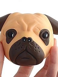 Недорогие -骐骏(KYLINSPORT) Резиновые игрушки Голова собаки сиба-ину Милый / 1 pcs Детские Игрушки Подарок
