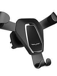 Недорогие -Автомобиль Держатель подставки Воздухозаборная решетка Тип пряжки / Тип тяжести / Регулируется Силикон / Металл / ABS Держатель