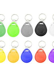Недорогие -5YOA 100KeyT5577 RFID Keyfobs Дома / квартира / Для школы