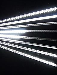 Χαμηλού Κόστους -0,5m Φώτα σε Κορδόνι 340 LEDs 2835 SMD 1 X 12V τροφοδοτικό 3Α Θερμό Λευκό / RGB / Άσπρο Δημιουργικό / Πάρτι / Διακοσμητικό 220-240 V / 110-120 V 1set