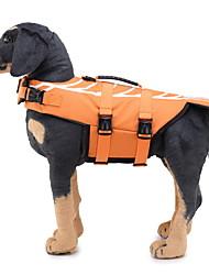 povoljno -Psi Pojas za spašavanje Odjeća za psa Životinja žuta Mješavina poliester / pamuk Kostim Za Labrador Sva doba Uniseks Sa životinjama