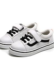 abordables -Chico / Chica Zapatos Malla Verano Confort Zapatillas de deporte para Blanco / Negro / Rosa