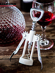 cheap -1pc Zinc Alloy ABS+PC Bottle Opener Bar & Wine Tool Corkscrews & Openers Corkscrews & Openers Simple Classic Easy to Use Wine Accessories for Barware