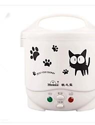 Недорогие -ob-mrc2 автомобиль рисоварка портативный многофункциональный (приготовление пищи, отопление, согревание) мини путешествия риса плита 12 В для автомобиля