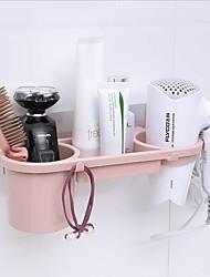 Недорогие -бесследная палка фен стойка мощная ванная комната без перфорации стеллаж для хранения ванной фен стойка для хранения стеллаж