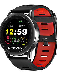 Недорогие -Смарт-часы DS108 BT Поддержка фитнес-трекер уведомить и совместимый монитор сердечного ритма Samsung / Sony мобильных телефонов / Iphone
