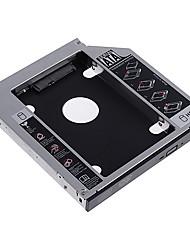 Недорогие -Алюминиевый жесткий диск sata 9,5 мм для ноутбука
