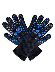 Недорогие -Универсальные Для офиса / Классический С пальцами Перчатки С принтом
