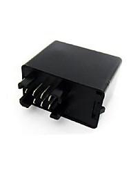 Недорогие -7-контактное реле мигалки светодиодный сигнал мигания для suzuki drz400s gsf gsxr sv hayabusa