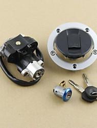 Недорогие -ключ зажигания топливный колпачок крышки сиденья ключ блокировки для suzuki gsxr600 750 1000 03-15