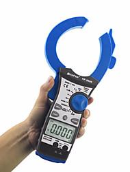 Недорогие -Holdpeak hp-860n Цифровой токоизмерительный измеритель 6000 рассчитывает истинную среднеквадратичную величину 2000a Измерение напряжения тока Емкость Частота Мультиметр Инструменты