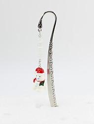 Недорогие -закладка рождества pandent сплава / смолаы способа для канцелярских принадлежностей отдыха офиса