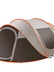 Недорогие -4 человека Туристические палатки Всплывающая палатка На открытом воздухе Компактность Легкость Защита от солнечных лучей Однослойный Автоматический Сферическая Палатка 1500-2000 mm для