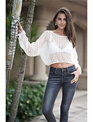 fec14e013f abordables -Normal Polyester Des dissimulations Sexy Couleur Pleine Bikini  Creuse