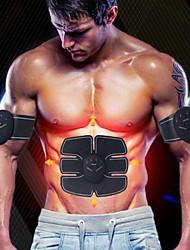 Недорогие -Abs-стимулятор Брюшной тонизирующий пояс Экспедитор Abs Перезаряжаемый Электроника Тренажёр для приведения мышц в тонус Беспроводной EMS тренировка Проработка мышц Проработка пресса