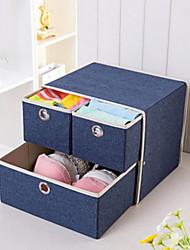 levne -šuplíky-styl tkanina skladování box ponožky spodní prádlo podprsenka noclehárna domácnost dokončovací skladování box