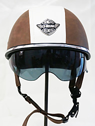 Недорогие -Каска Взрослые Универсальные Мотоциклистам Легко туалетный / Ультралегкий (UL)