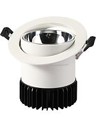 お買い得  -ZHISHU 1セット 20 W 1000 lm 1 LEDビーズ 取り付けやすい 埋め込み式 新デザイン LEDスポットライト LEDダウンライト 温白色 クールホワイト 220-240 V 110-120 V コマーシャル ホーム/オフィス リビングルーム/ダイニングルーム