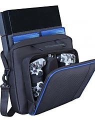 Недорогие -сумка для переноски и прочный чехол для игровой карты / игровой контроллер / PS4 черный