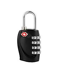 Недорогие -Auburn пароль замок за границей путешествия замок на замок багажа рюкзак замок тренажерный зал кабинет дверь замок