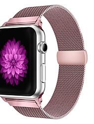 Недорогие -браслет из нержавеющей стали миланской петли для яблочных часов серии 1/2/3 42мм 38мм ремешок для браслета для серии iwatch 4 40мм 44мм