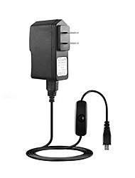ราคาถูก -แท่นชาร์จ ที่ชาร์จ USB ปลั๊ก US / USB ปกติ / ชุดที่ชาร์จแบต 1 พอร์ต USB 2.5 A DC 5V สำหรับ