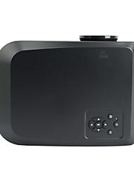 Недорогие -например, Beaver Led-4018 + ЖК-светодиодный проектор 1200 лм Поддержка SVGA (800x600) 50-100 дюймов