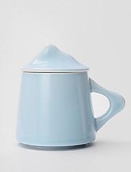 Недорогие -Drinkware Набор для питья / Кружки и Чашки Фарфор Boyfriend Подарок / Подруга Gift Подарок / На каждый день