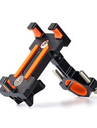 Недорогие -Крепление для телефона на велосипед Регулируется Противозаносный Anti-Shake для Горный велосипед Складной велосипед Велосипеды для активного отдыха Aluminum Alloy Велоспорт Серебряный Красный Синий