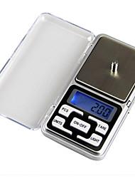 Недорогие -0.01-200 г жк-цифровой экран цифровые ювелирные весы мини карманные цифровые весы домашней жизни