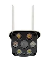 Недорогие -720 P Wi-Fi Box 720 P 1,3-мегапиксельная беспроводная Wi-Fi открытый IP-камера P2P домашняя система видеонаблюдения видеонаблюдения