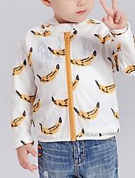 voordelige -Kinderen Jongens Standaard Fruit Katoen Kostuum & Blazer Wit