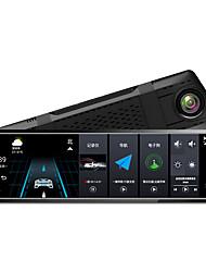 Недорогие -Factory OEM D20 1080p Автомобильный видеорегистратор 170° Широкий угол 10 дюймовый Капюшон с WIFI / G-Sensor / Режим парковки Автомобильный рекордер