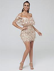 Kleid tiefer ausschnitt kurz
