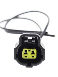 Недорогие -разъем датчика температуры охлаждающей жидкости разъем ремонт провода жгута проводов для Toyota