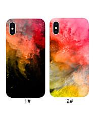 Недорогие -чехол для яблока iphone xr / iphone xs max pattern задняя крышка 3d мультфильм мягкое тпу для iphone x xs 8 8plus 7 7plus 6 6plus 6s 6s plus