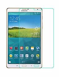 abordables -Protector de pantalla para Samsung Galaxy Tab S 8.4 Vidrio Templado 1 pieza Protector de Pantalla Frontal Dureza 9H